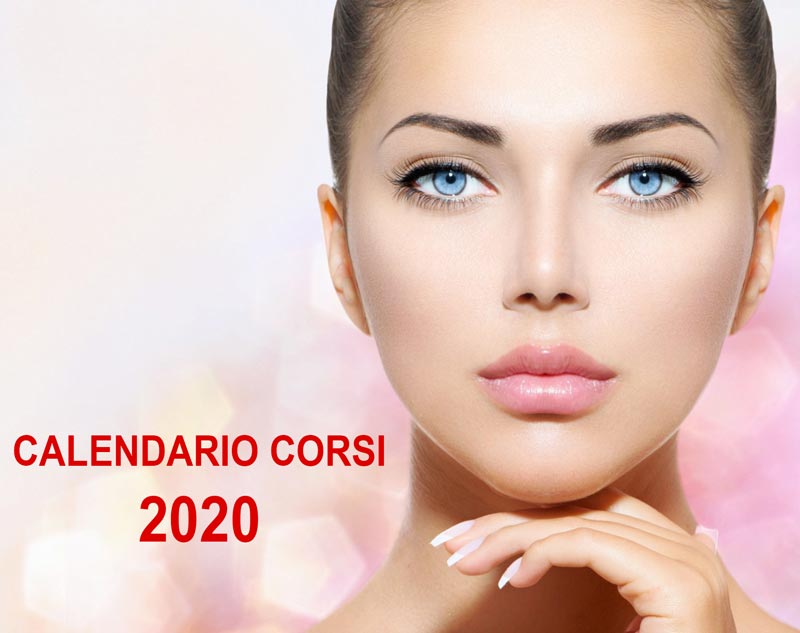 calendario corsi Natur Beauty