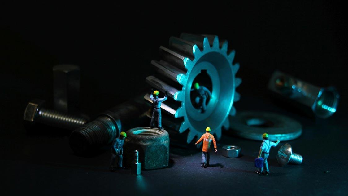 manutenzione macchinari per centri estetici